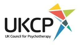 UKCP Registered Provider